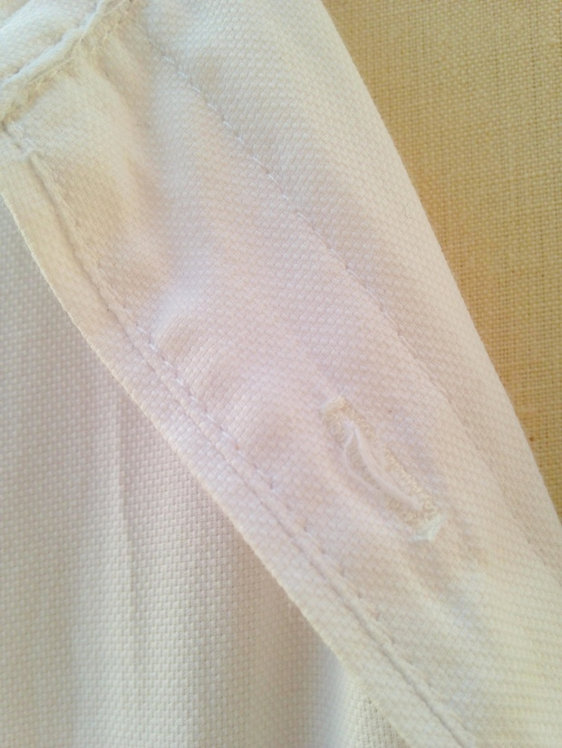 SewingTidbits Shirtmaking - Button Band