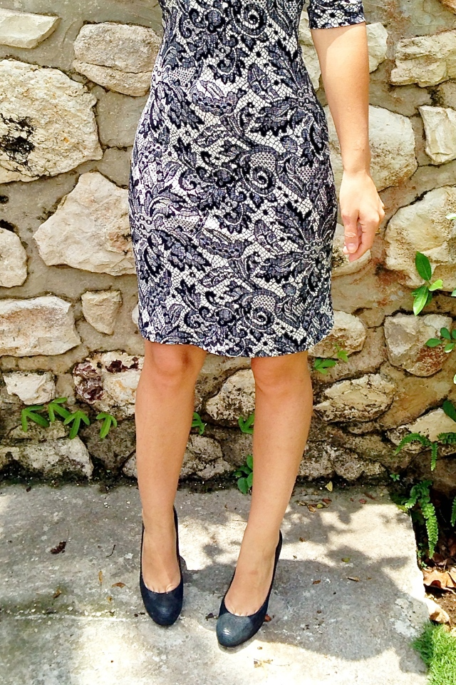 Close Bottom - Nettie Dress