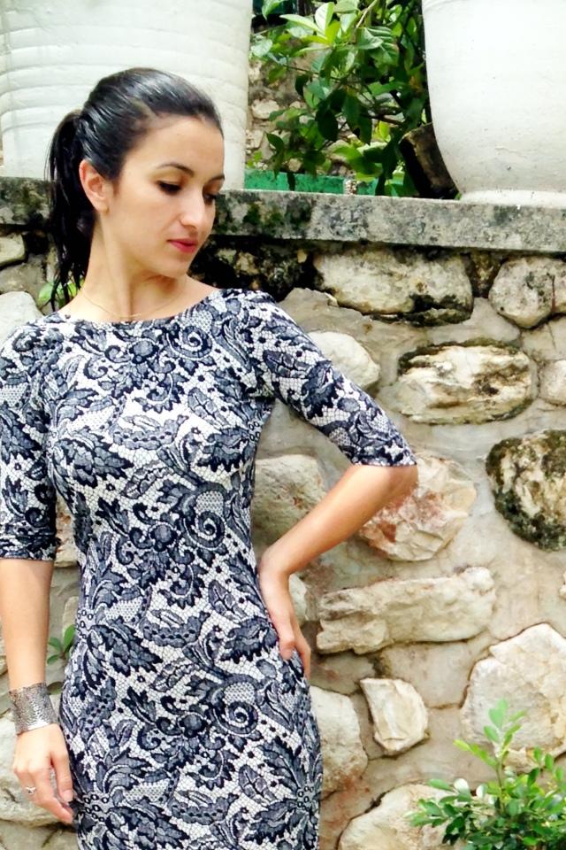 Close Front - Nettie Dress