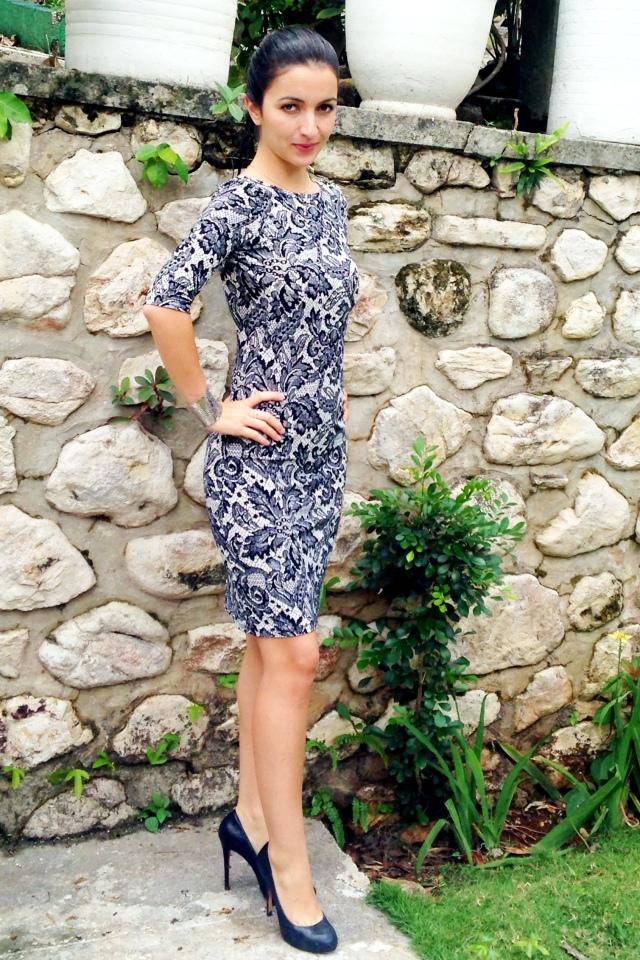 Front - Nettie Dress