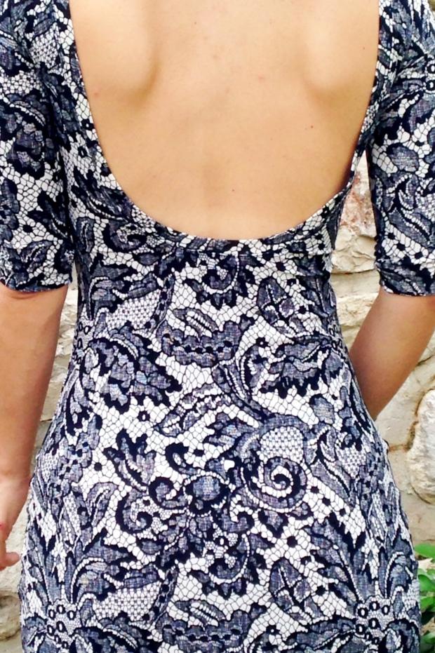 Close back - Nettie Dress