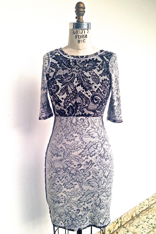 Inside Front - Nettie Dress