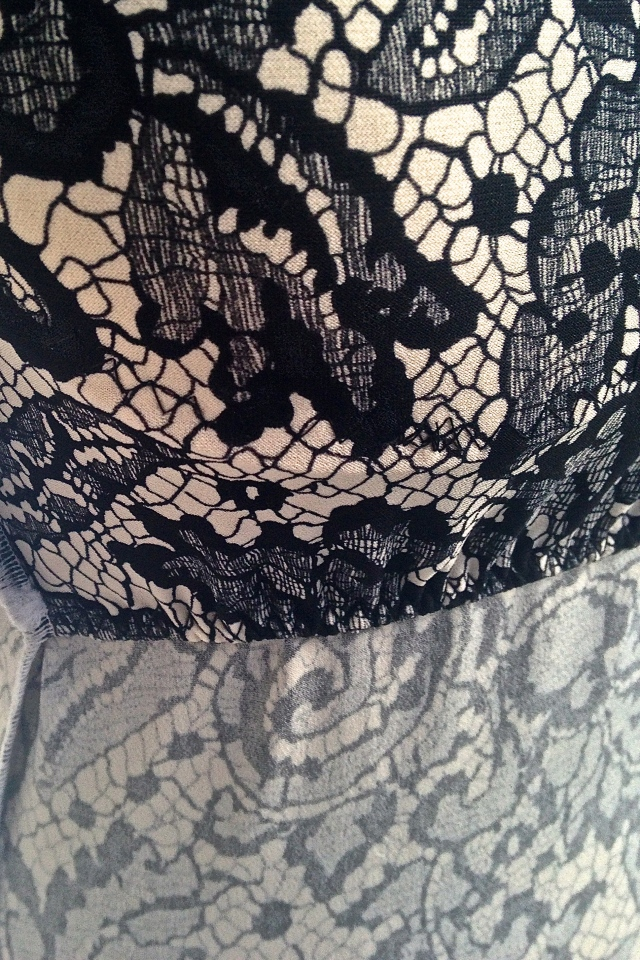 Inside close - Nettie Dress