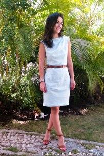 Lekala Linen dress