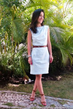 Lelaka 4362 Dress by Sewing Tidbits
