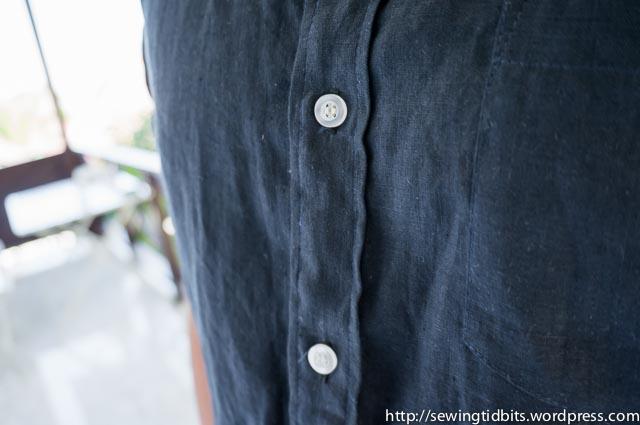 Man Linen Shirt-4