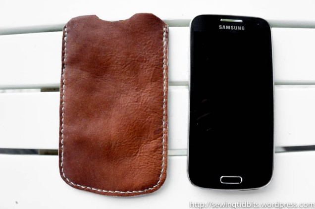 Leather case-3