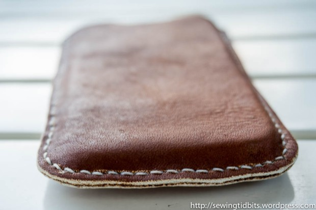 Leather case-5
