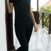 On sewing the basics (SBCC Tonic Tee) and having a uniform