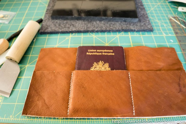 Handstitched Leather Ipad Case-1