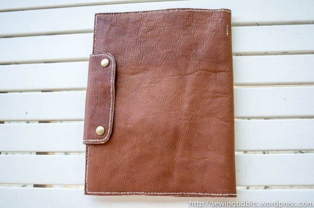 Handstitched Leather Ipad Case-3