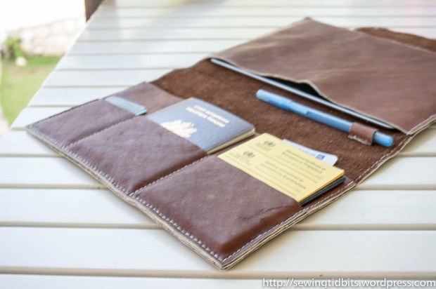 Handstitched Leather Ipad Case-6