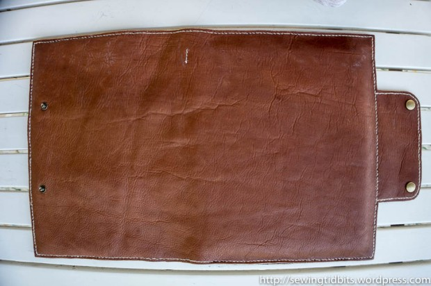 Handstitched Leather Ipad Case-7