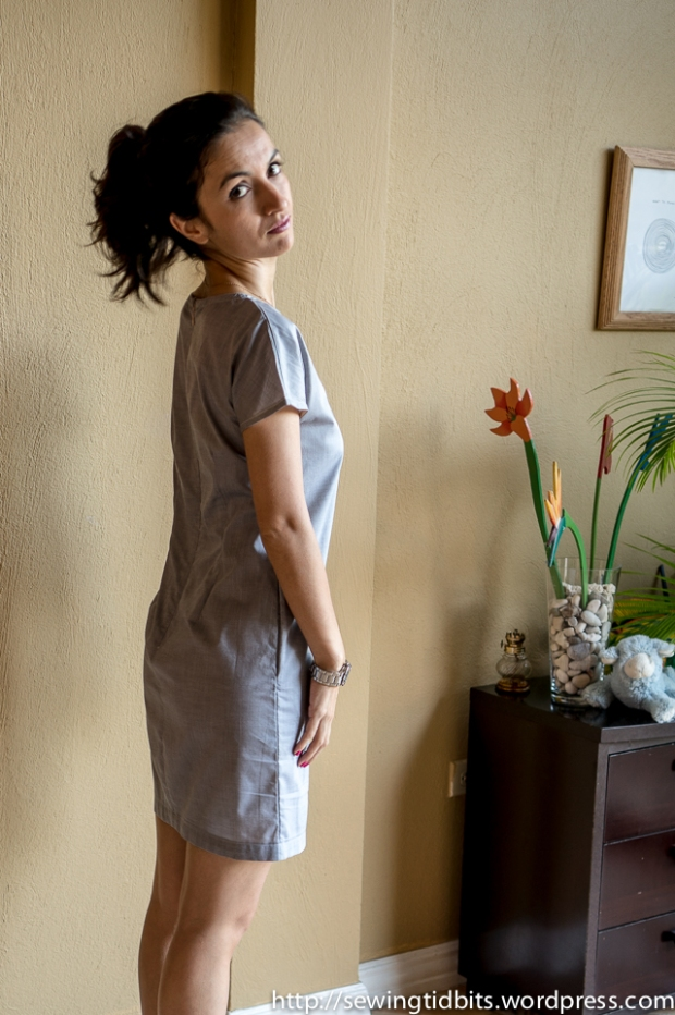 Sewing Tidbits - Chambray Tunic-2