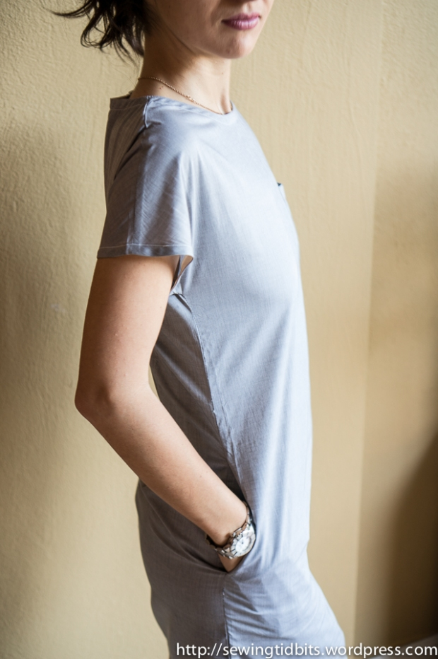 Sewing Tidbits - Chambray Tunic-3