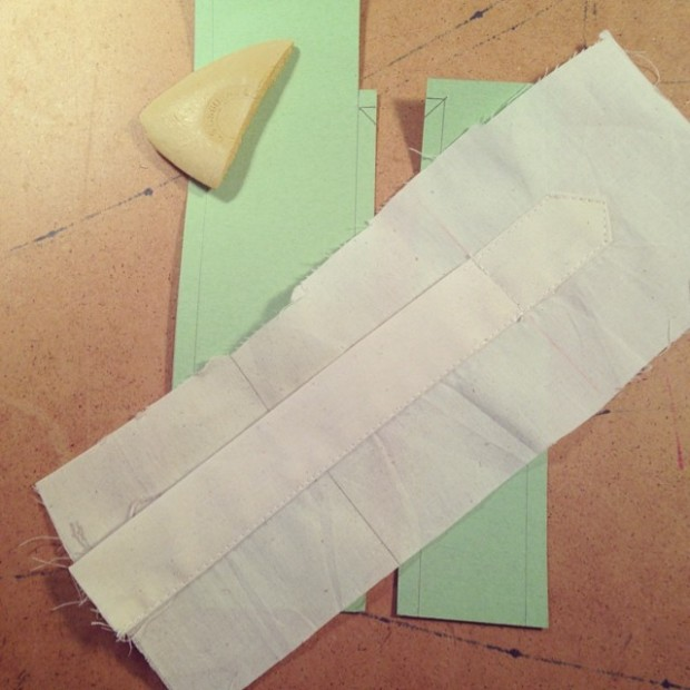 SewingTidbits Shirtmaking - Sleeve placket