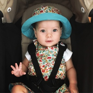 Oliver and S bucket Hat by Sewing Tidbits