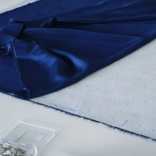 Sewing Tidbits Silk Cutting