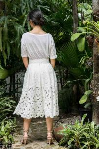 Just Patterns Lace Stephanie Skirt by Sewing Tidbits-10