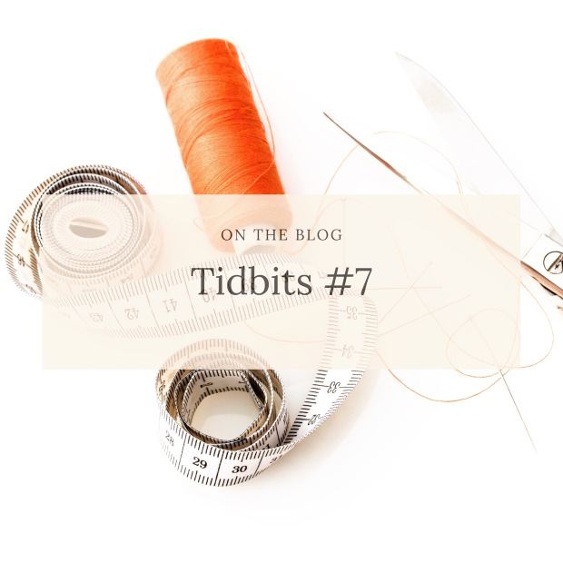 Sewing Tidbits Cover image 7