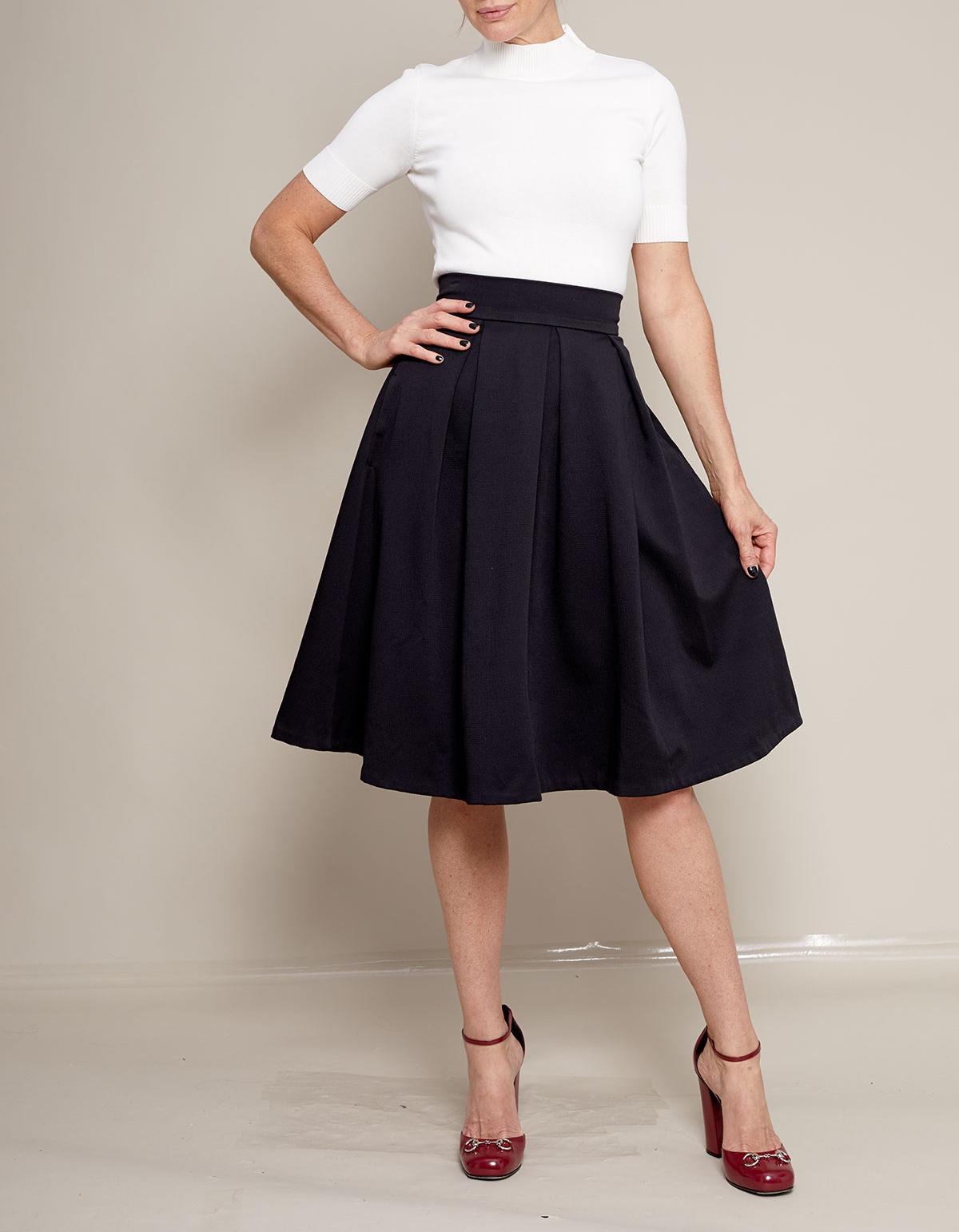 Just Patterns Stephanie Skirt 3